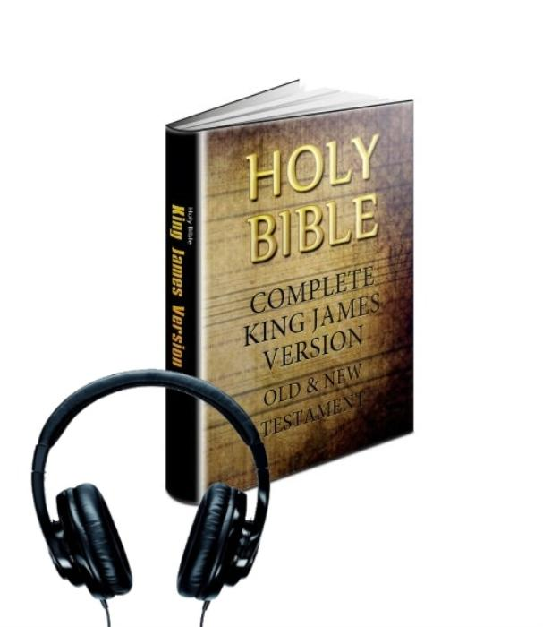 First Additional product image for - The Authorized King James Holy Bible -(Audio-book)
