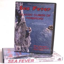 sea fever: classic climbs of pembroke (part 1)