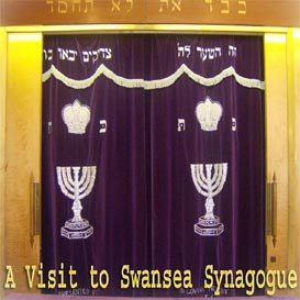 a visit to swansea synagogue