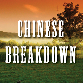 Chinese Breakdown Full Tempo Backing Track | Music | Acoustic