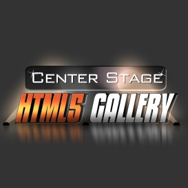 HTML5 Center Stage Gallery Component - Developer License | Software | Design Templates