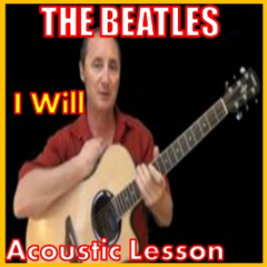 Learn to play i Will by The Beatles | Movies and Videos | Educational