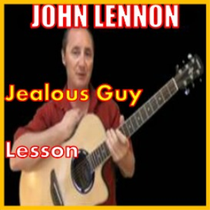 Learn how to play Jealous Guy by John Lennon | Movies and Videos | Educational