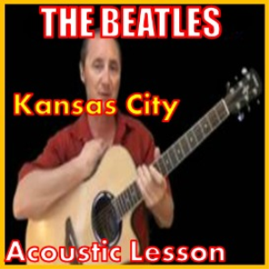 learn to play kansas city by the beatles