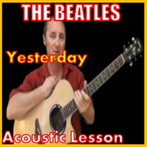 Learn how to play Yesterday by The Beatles | Movies and Videos | Educational