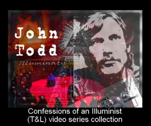 First Additional product image for - John Todd -Confessions of an Illuminst-(T&L) video series collection (Video)