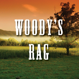 Woody's Rag Full Tempo Backing Track | Music | Acoustic