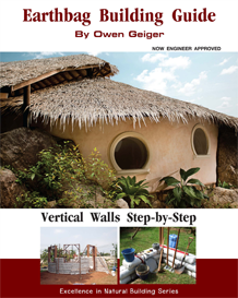 Earthbag Building Guide | eBooks | Architecture