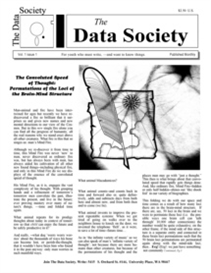 The Data Society Newsletter | eBooks | Periodicals
