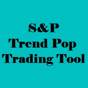 S&P Trend Pop Trading Tool | Software | Add-Ons and Plug-ins