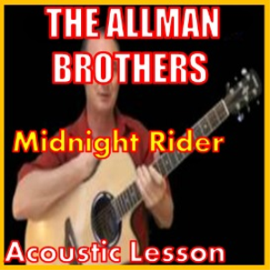 Learn to play Midnight Rider by the Allman Brothers | Movies and Videos | Educational