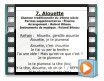 alouette music video (from dvd chantons les classiques !)