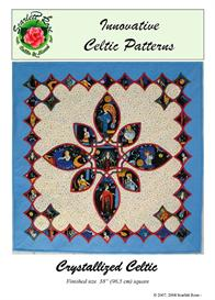 crystallized celtic pattern