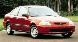 1997 honda civic coupe mvma specifications