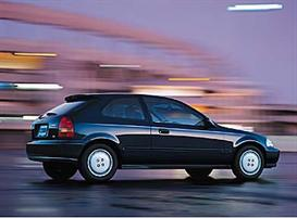 1997 honda civic hatchback mvma specifications