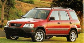 1997 honda cr-v mvma specifications