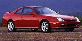 1997 honda prelude mvma specifications