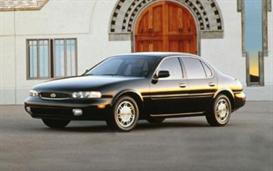 1997 infiniti j30 mvma specifications