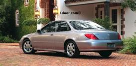 1998 acura 2.5cl mvma specifications