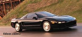 1998 acura nsx mvma specifications