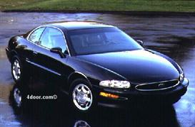 1998 buick riviera mvma specifications