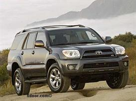 2007 Toyota 4Runner MVMA Specifications | Other Files | Documents and Forms