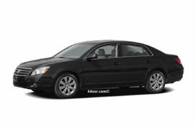 2007 toyota avalon mvma specifications