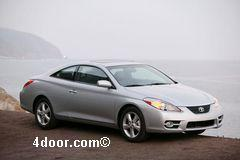 2007 toyota camry solara mvma specifications