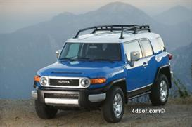 2007 toyota fj cruiser mvma specifications
