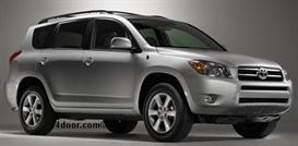 2007 toyota rav4 mvma specifications