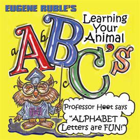 learning your animal abc's