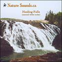 healing falls (natural white noise)