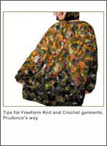 Tips for Freeform Knit & Crochet Garments | eBooks | Arts and Crafts