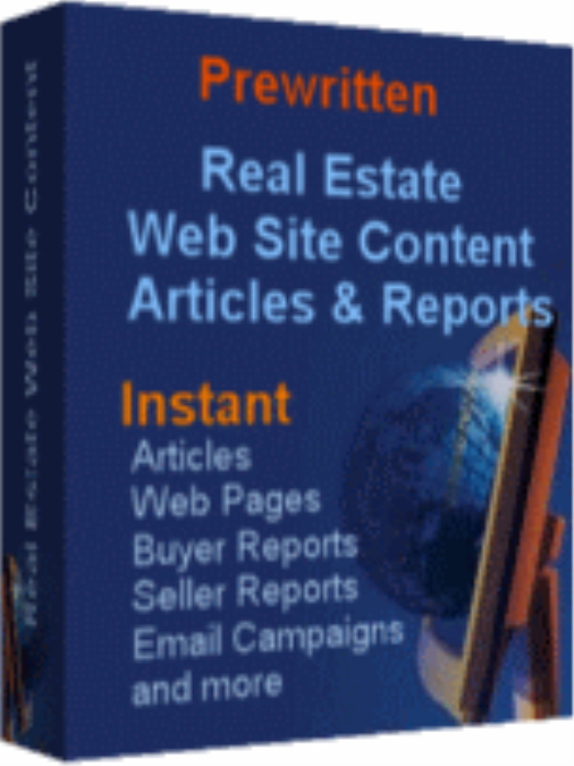 First Additional product image for - Real Estate Web Site Content