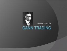 gann trading by larry jacobs
