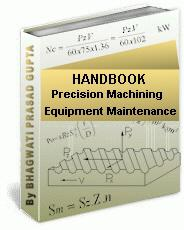 Precision Machining Equipment Maintenance Handbook (Ebook) | eBooks | Technical