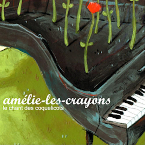First Additional product image for - Amelie-les-Crayons : Le Chant des Coquelicots MP3