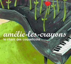 amelie-les-crayons : le chant des coquelicots mp3