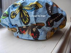 bouffant scrub hat sewing pattern