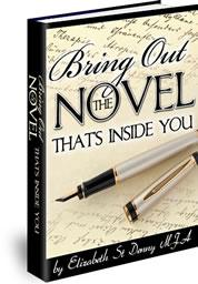Bring Out that Novel that's Inside You by Elizabeth St. Denny | eBooks | Self Help