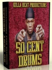 50 Cent Drum Kits & Samples | Music | Soundbanks