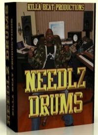 needlz drum kits & samples
