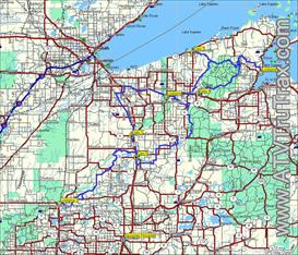 Bayfield County ATV Trails GPS Map | Other Files | Documents and Forms