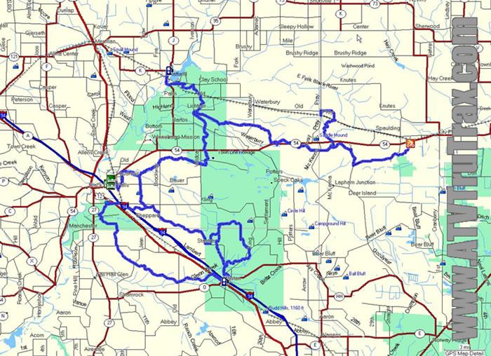 Atv Gps Maps on
