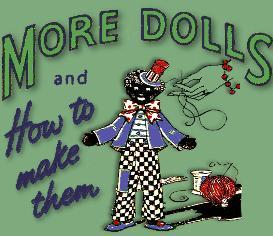 sew quaint vintage dolls book #2 rare 1920's booklet