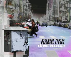 basement freaks - street assassin ep - all trax