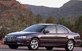 1998 cadillac catera mvma specifications