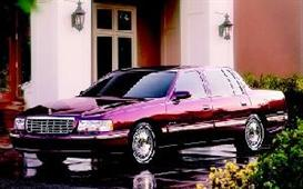 1998 cadillac deville mvma specifications