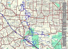 brf clark co trails combo gps map