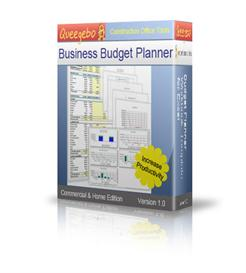 business budget workbook